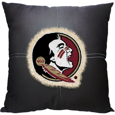 Florida State Letterman Pillow by Northwest