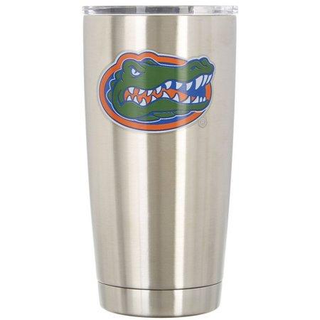 Florida Gators 20 oz. Stainless Steel Tumbler