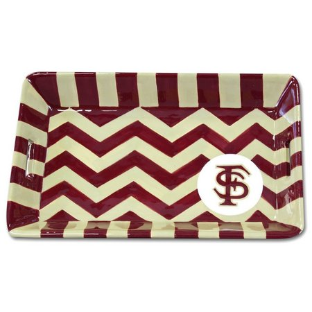 Florida State Ceramic Tray by Magnolia Lane