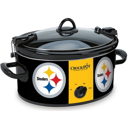 Crock-Pot 6-qt. Pittsburgh Steelers Slow Cooker