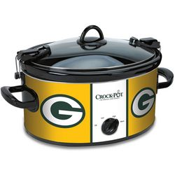 Crock-Pot 6 qt. Green Bay Packers Slow Cooker