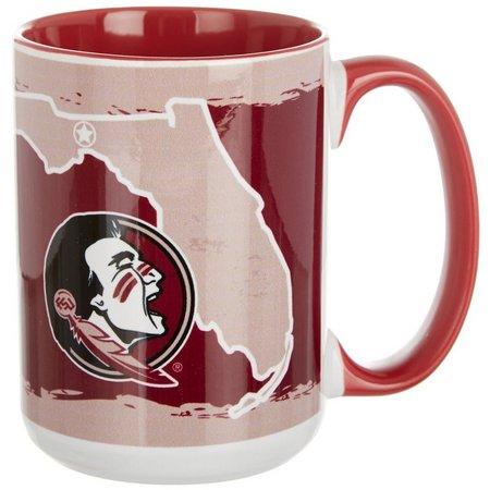 Florida State 15 oz. State of Mind Mug