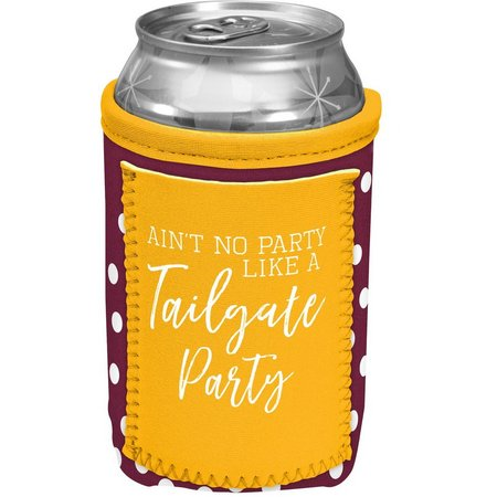 Occasionally Made Tailgate Party Can Cooler