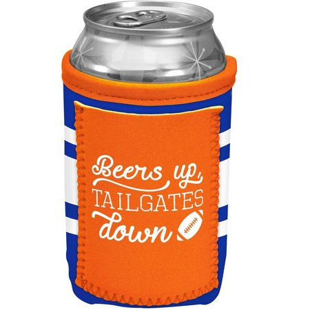 Occasionally Made Tailgate Down Can Cooler