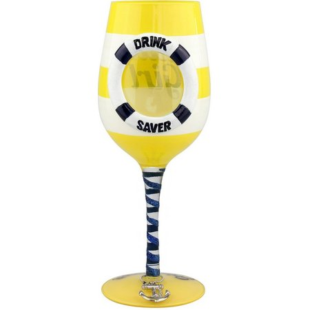 Style & Home 15 oz. Drink Saver Wine