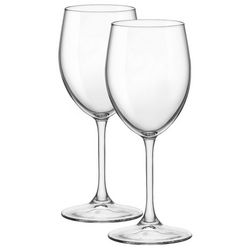 Bormioli-Rocco 2-pc. Stile White Wine Goblet Set