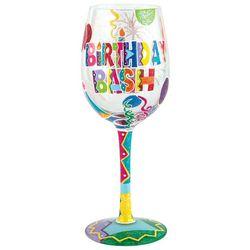 Lolita Birthday Bash Wine Glass