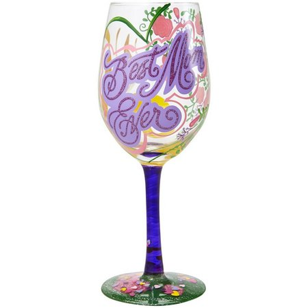 Lolita Best Mom Ever Goblet