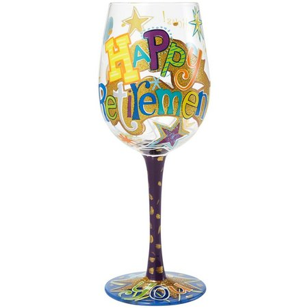 Lolita Happy Retirement Goblet