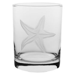 Rolf Glass Starfish 4-pc. DOF Glass Set