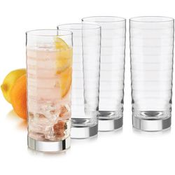 Libbey Pueblo 4-pc. Highball Glass Set