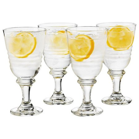 Libbey Be Social Monclova 4-pc. Goblet Glass Set