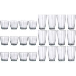 Libbey Waves 24-pc. Beverage Glassware Set