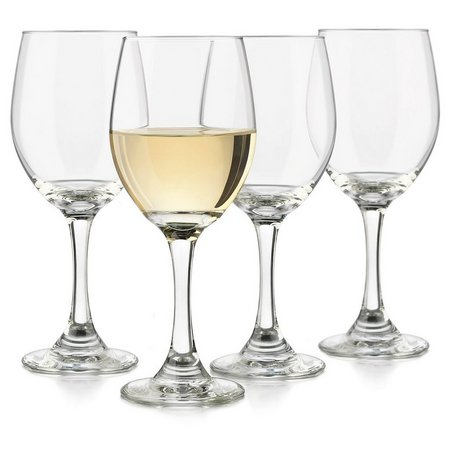Libbey 4-pc. White Wine Goblet Set