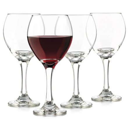Libbey 4-pc. Red Wine Goblet Set