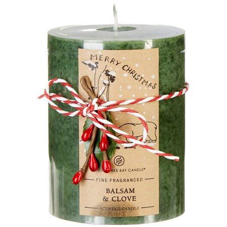 Chesapeake Bay Candle 4'' Balsam & Clove Candle