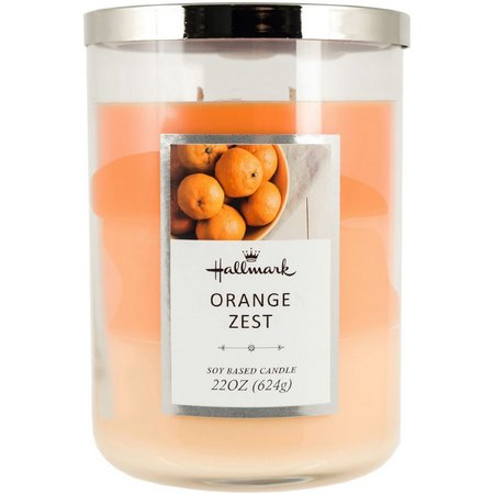 Crafters & Co. 22 oz. Orange Zest Soy