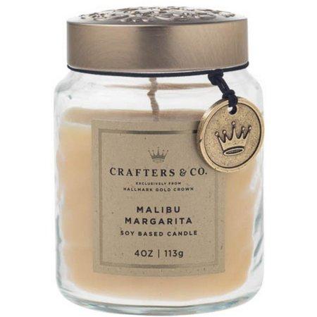 Crafters & Co. 4 oz. Malibu Margarita Soy