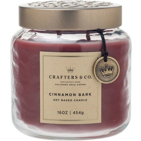 Crafters & Co. 16 oz Cinnamon Bark Soy