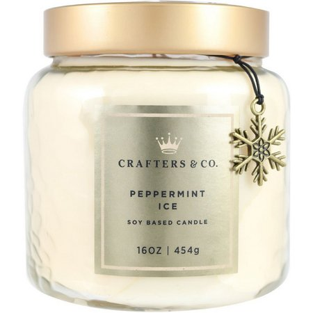 Crafters & Co. 16 oz. Peppermint Ice Soy