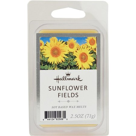 Hallmark 2.5 oz. Sunflower Fields Soy Based Wax