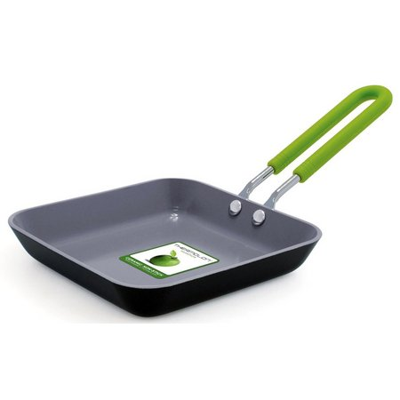 GreenPan 5'' Square Egg Pan