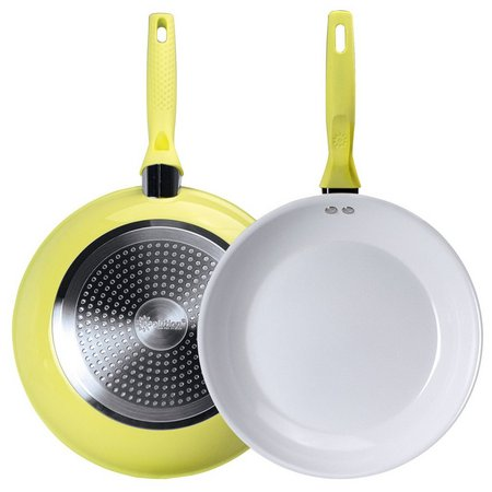 New! Ecolution Bliss 9.5'' Ceramic Fry Pan
