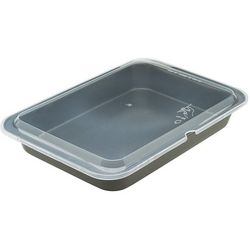 Ecolution 13'' x 9'' Cake Pan With Lid