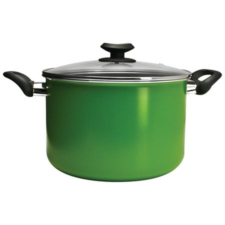Ecolution Elements 8 Qt. Stock Pot With Glass
