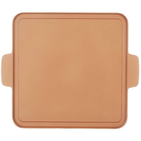 As Seen On T.V. 12'' Copper Chef Griddle