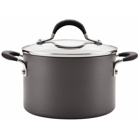 Circulon Momentum 3 qt. Covered Saucepot