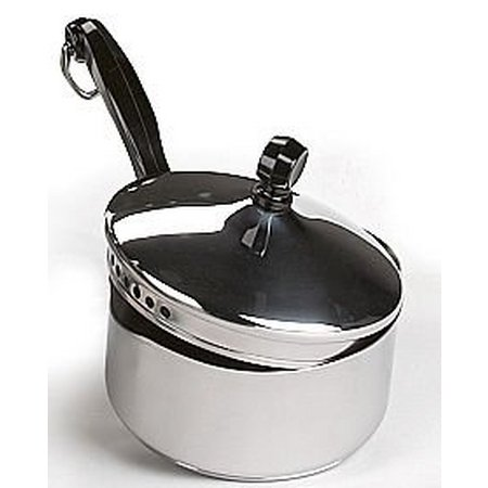 Farberware 1 Qt. Covered Straining Saucepan