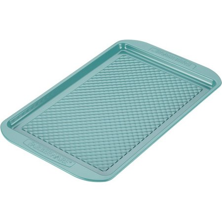 Farberware 10'' x 15'' Blue Cookie Pan
