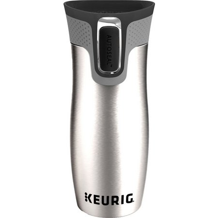 Keurig Stainless Steel Travel 14 oz. Mug