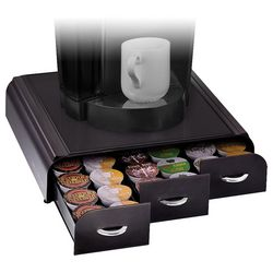 Mind Reader Anchor Coffee Pack Drawer Organizer