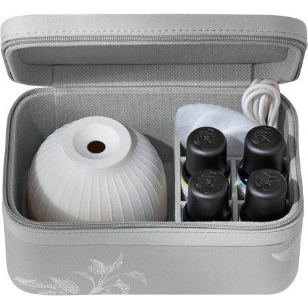 HoMedics Ellia Essential Oil & Diffuser Gift Set