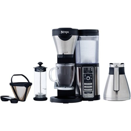 Ninja CFC086 Coffee Bar With Steel Carafe