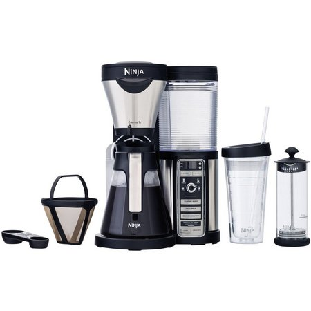 Ninja CFC082 Coffee Bar with Glass Carafe
