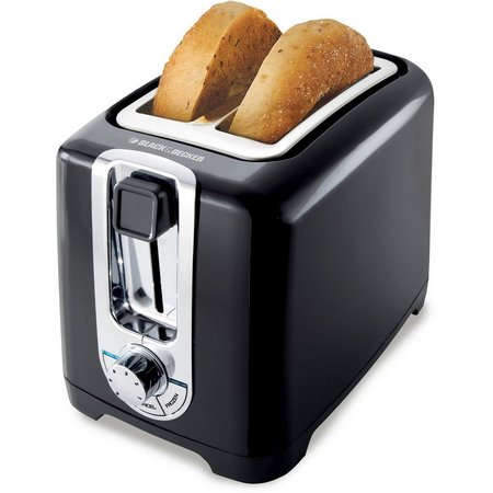 Black & Decker TR1256B 2-Slice Toaster
