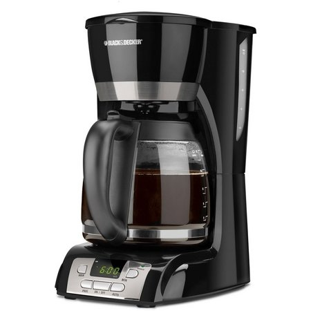 Black & Decker DCM2160B 12-Cup Coffee Maker