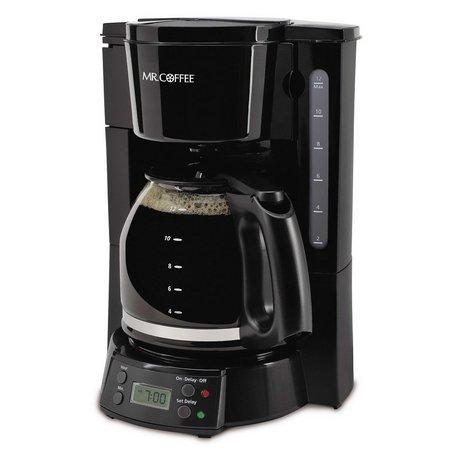 Mr. Coffee BVMCEVX23 12 Cup Black Coffee Maker