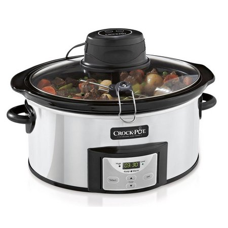 Crock-Pot 6-qt. Digital Slow Cooker with iStir