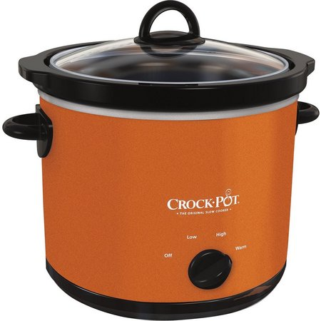 Crock-Pot 3-qt. Round Manual Slow Cooker