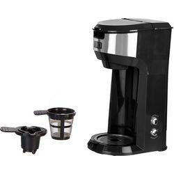 TRU Black Dual Brew Coffee Maker