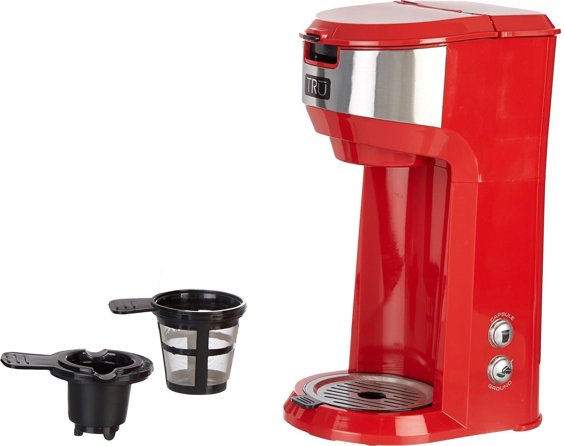 Coffee Maker Dual Brew : TRU Red Dual Brew Coffee Maker Bealls Florida