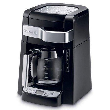 DeLonghi 12 Cup Drip Coffee Maker