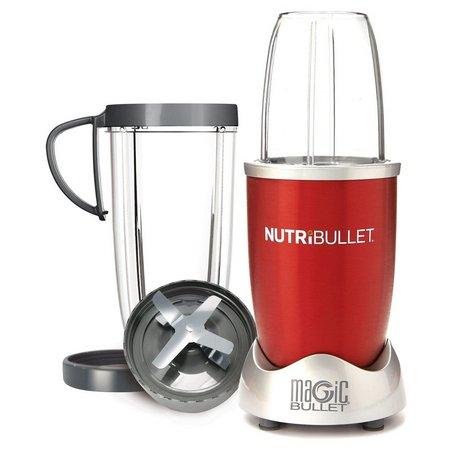 NutriBullet 8-pc. Red Blender Set