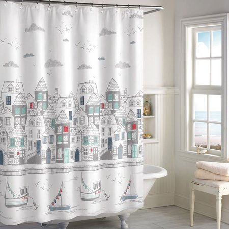 CHF Harborside Shower Curtain