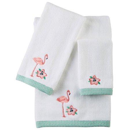 CHF Preppy Leaf Bath Towel Collection