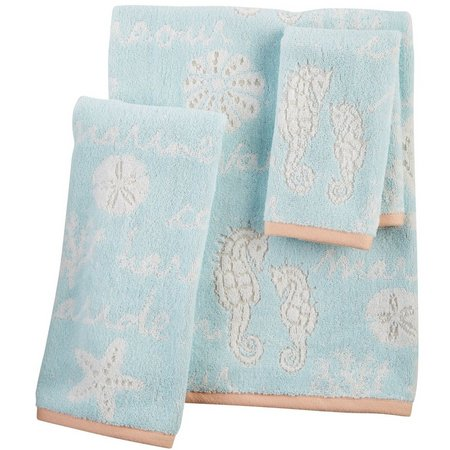 CHF Ocean View Bath Towel Collection